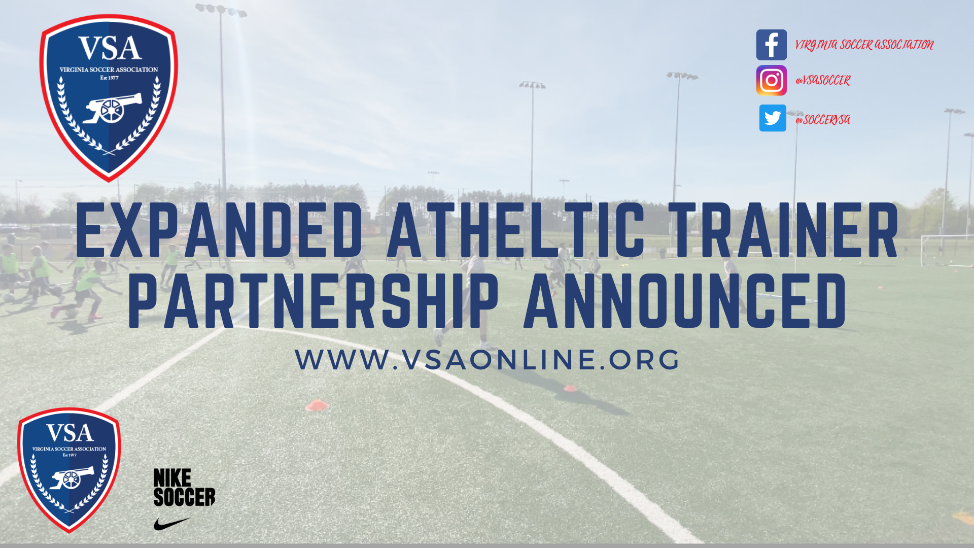 VSA Announces Renewed and Expanded Partnership