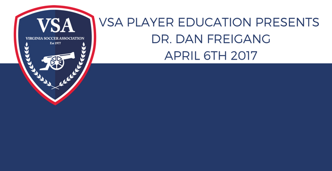 Dr. Dan Freigang is coming to VSA