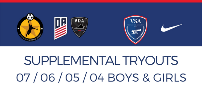 Supplemental Tryouts at VSA