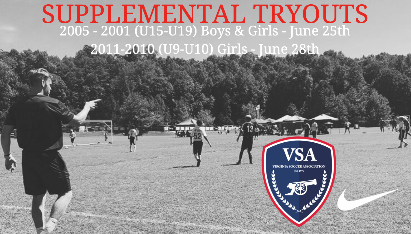 e4670168f Supplemental Tryout June 25th & 28th