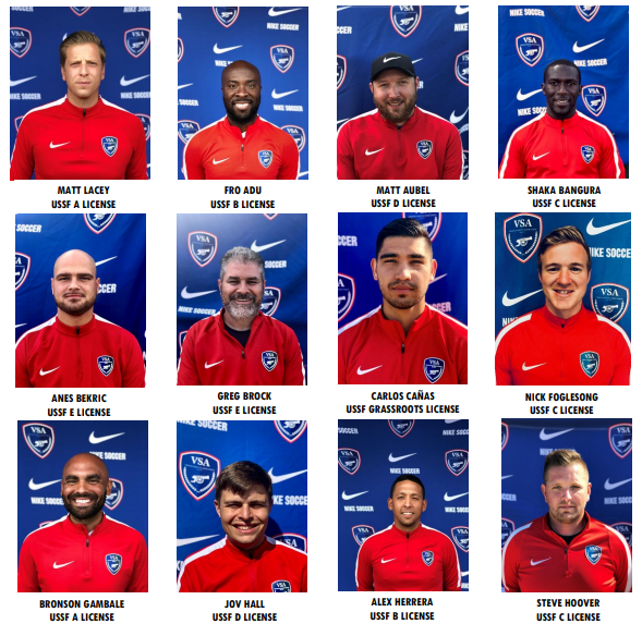 f1756c79ab8 Travel Coaching Staff 2019-20 | Virginia Soccer Association