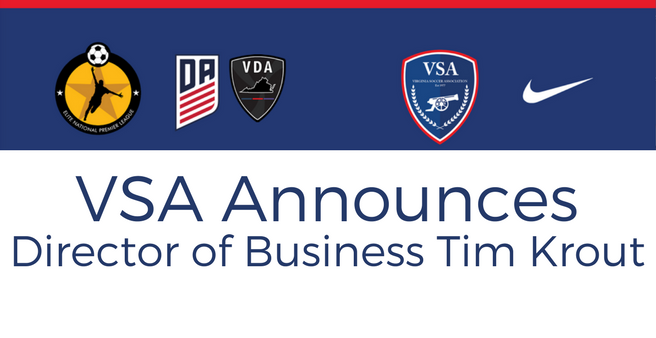 VSA Announces Tim Krout Director of Business Development