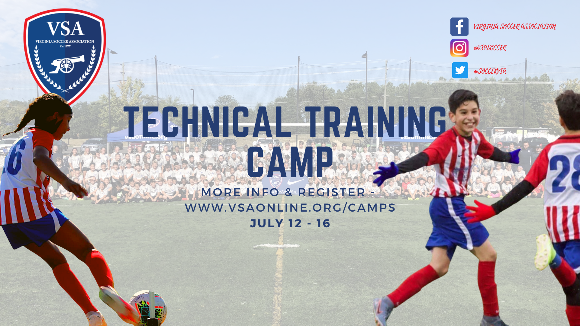 Technical Training Camp