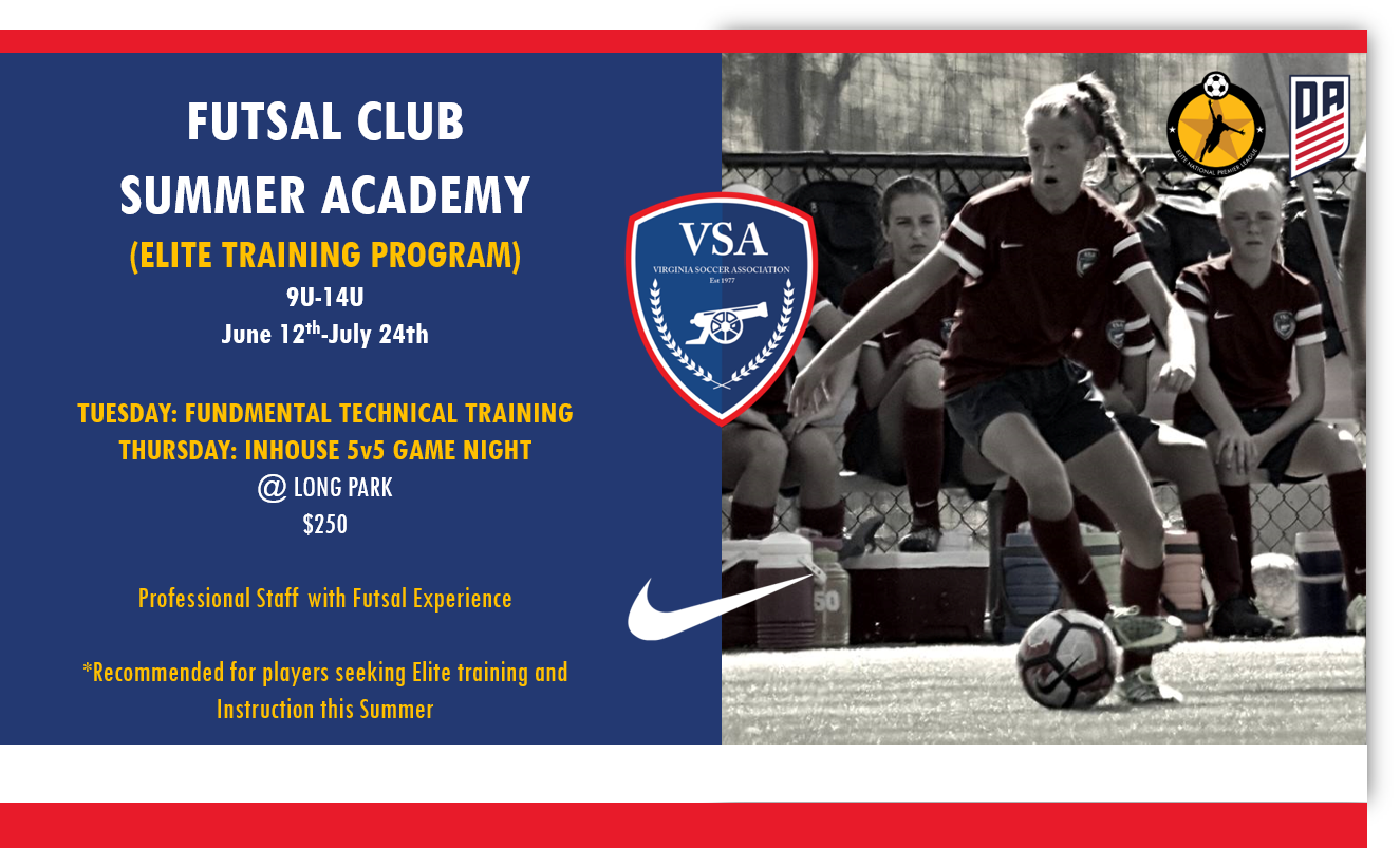 Futsal Club Summer Academy