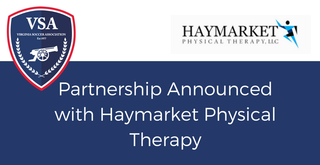 VSA ANNOUNCES PARTNERSHIP WITH HAYMARKET PHYSICAL THERAPY